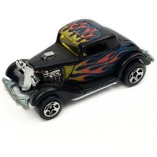 🚗 1979 Mattel Hot Wheels '34 Ford 3-Window Hot Rod Car Vintage 🚗