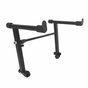 Electronic Piano Stand Riser Universal X-Style Adjustable Keyboard stand