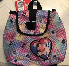 1D One Direction Mini Girls Backpack Tote Harry Styles