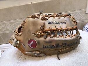"Louisville Six Shooter GTPX-13 12.5"" Baseball Softball Glove Right Hand Throw"