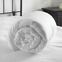 10.5 Tog Luxury Snuggle Up Microfibre Duvet /Quilt – Feels like Down - All Sizes