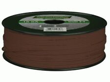 METRA The Install Bay 18 Gauge 500 Ft Primary wire Brown 100% OFC Copper