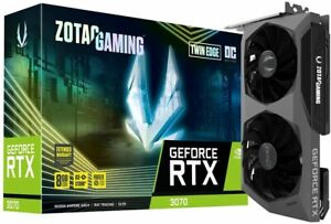 ZOTAC GAMING GeForce RTX 3070 Gaming Graphics Card IceStorm 2.0 ZT-A30700H-10P