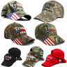 Trump 2020 MAGA Camo Embroidered Hat Keep Make America Great Again Cap