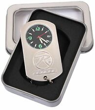 Silver Military Style Dog Tag Watch with Ball Chain & Gift Box - Rothco