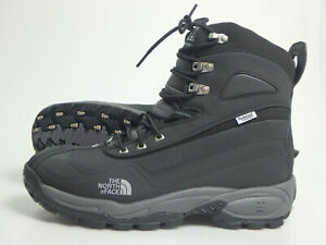 The North Face #35889 Stiefel Waterproof Winter Schuhe Boots Herren 44,5 Schwarz