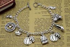 Cinderella Dreams Do Come True Magical Charm Bracelet Inspired charm bracelets