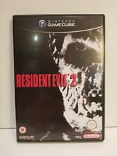 Resident Evil 2 (Nintendo GameCube, 2003) Boxed with manuals 99p No reserve