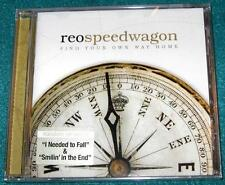 REO SPEEDWAGON, Find Your Own Way Home, CD, NEW