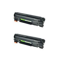 2 Pack Replacement For Canon 126 CRG126 128 Toner ImageClass LBP6230dw Printers