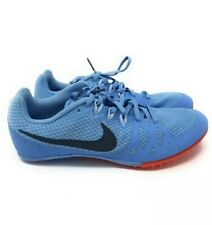 Nike Sz 8 Zoom Rival MD Spike Shoes Womens Blue Coral 806559-446 New