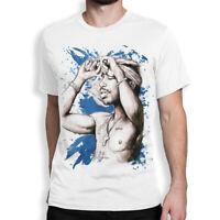 2Pac Hip-Hop Graphic T-Shirt, Tupac Shakur Tee