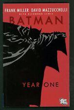 Batman ~ Year One ~ Trade Paperback 4th Print ~ 2005 DC
