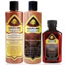 Babyliss Pro Argan Oil Tri-Pack-Moisture Repair Shampoo + Conditioner + Oil