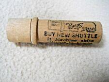 Vintage Boye Wooden Needle Holder # 16 / Sewing / Crafts