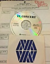 RADIO SHOW: 5/25/92 BBC CONCERT CLASSIC LIVE w/DEEP PURPLE w/6  LIVE TUNES