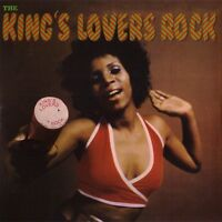 THE KING'S LOVERS ROCK REGGAE MIX CD VOL 1