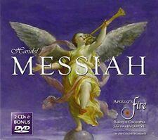 eorge Frideric Handel - Handel Messiah [CD]