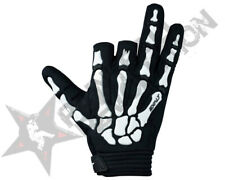 Exalt Paintball Death Grip Gloves White S