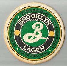 12 Brooklyn Lager  Beer Coasters