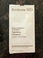 BRAND NEW Perricone MD Nutritive Cleanser 6 oz 177 ml Sealed Fresh FREE SHIPPING