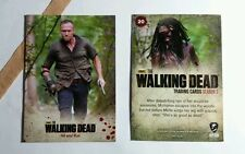 THE WALKING DEAD HIT AND RUN 20 MERLE ROOKER SEASON 3 PT 2 REGULAR TRADING CARD