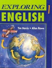 Exploring English Level 1 by Allan Rowe and Tim Harris (1995, Paperback,...