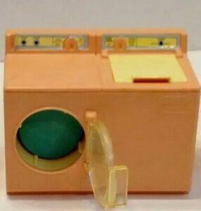 Loving Family Vintage Washer Dryer Playskool