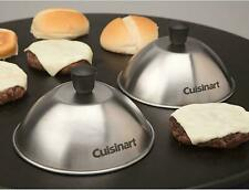 """Factory Sealed Cuisinart Melting Dome, 6"""", 2-Pack"""