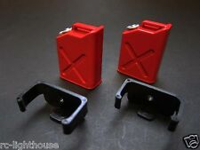 Cappu realism series gas barrel x2 fits Axial Wraith SCX10 EXO AX10 rock crawler