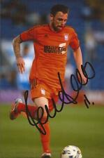 IPSWICH: PAUL ANDERSON SIGNED 6x4 ACTION PHOTO+COA