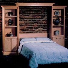 Кровать в стенной нише