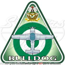 BAe BULLDOG (Beagle-Scottish Aviation) NIGERIA Nigerian AirForce Sticker, Decal