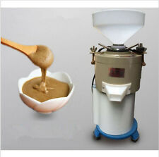 Electric Sesame Machine Peanut Butter Machine Multi-functional Grinding Machine