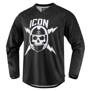 NEW 2018 ICON SELL OUT JERSEY MOTORCYCLE MENS DUAL SPORT MX ATV ADVENTURE
