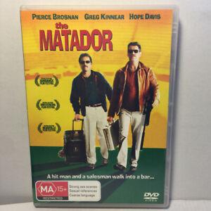 The Matador  (DVD, 2005) Region 4 PAL