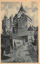 BT2395 le plus beau chateau en moravie Hrad pernstyn le chateau   czech republic