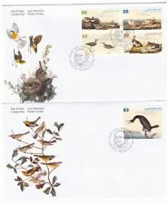 Canadian First Day Cover Animal Kingdom Postal Stamps