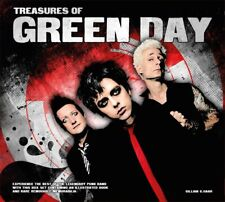 Treasures of Green Day by Gillian G Gaar (Book)