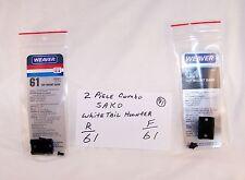 Weaver Bases 61&61 SAKO Whitetail Hunter rifles - ZOOM on Chart for OTHERS