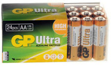 24 GP ULTRA AA MN1500 LR6 Batteries LR6 1.5V ALKALINE HIGH PERFORMANCE