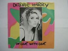 DEBBIE HARRY 45 TOURS GERMANY IN LOVE WITH LOVE