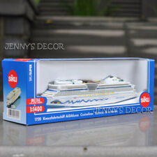 SIKU 1720 Diecast Model Ship Toy 1:1400 Aida luna Cruiser Cruiseliner Collection