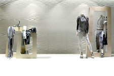 3D Wandpaneele CIRCLE Wandverkleidung Deckenpaneele Deckenverkleidung Verblender