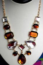 Resin Amber Unbranded Costume Jewellery