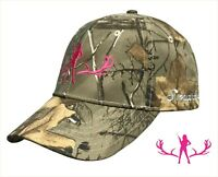 SmartRest Caps - Pink Girl Camo Cap