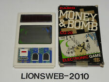 Casio electronic game cg-20 Money & Bomb