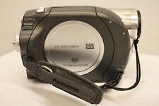 Panasonic VDR-D100 DVD caméra vidéo 30 x Zoom Optique 5 mm objet numéro de code M425
