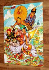 Mobile Suit Gundam 00 / Struwwelpeter Rare Promo Anime Manga Poster 56x40cm