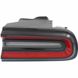 FITS FOR CHALLENGER 2015 2016 2017 2018 2019 REAR TAIL LAMP RIGHT PASSENGER SIDE
